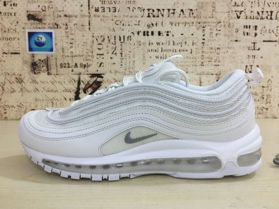 Undefeated x Nike Air Max 97 白 男女鞋 36-45
