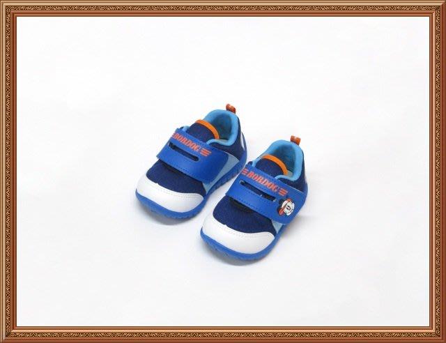 【BOB-6038】☆莎拉公主❤台灣製 男童鞋 /女童鞋小童 卡鞋伊休閒鞋13-18 CM
