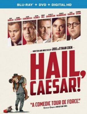 【藍光電影】凱撒萬歲/凱薩萬歲 帶靜音 萬千星輝綁架案/致敬愷撒 Hail,Caesar!(2016) 79-058