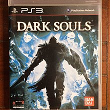 PS3 Dark Souls 黑暗靈魂 英文版 二手