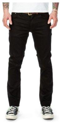 NUDIE GRIM TIM EVER BLACK 31x32 牛仔褲 (此型號為偏小版型)
