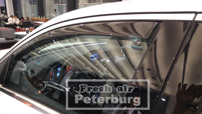 比德堡嵌入式晴雨窗賓士BENZ  GLC-Class Coupe (C253) 2016年賣場有多種車款(後窗兩片價)