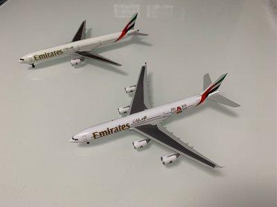DW1:400 阿聯酋航空 A345/B777