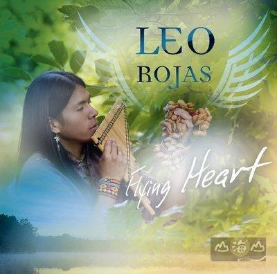【店長推薦】 Flying Heart 排蕭專輯 / Leo Rojas---88725479462