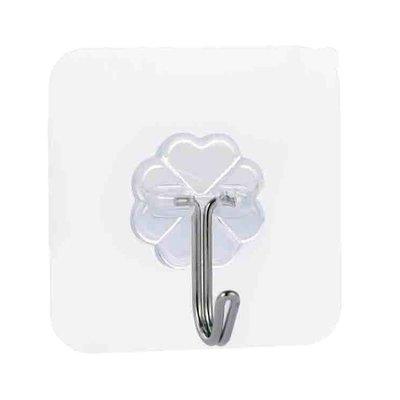 無痕掛勾 強力黏勾 防水透明 黏膠 掛勾 廚房牆壁 浴室 免釘 魔力無痕 勾子