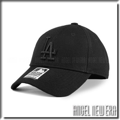 【ANGEL NEW ERA 】 MLB Old Fashioned Cap  道奇 LA  黑 老帽