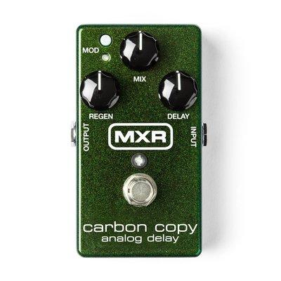Dunlop M-169 類比 延音 迴音 電吉他 單顆 效果器 Carbon Copy Analog Delay