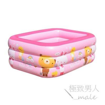 嬰兒童家用加厚充氣遊泳池xx3491