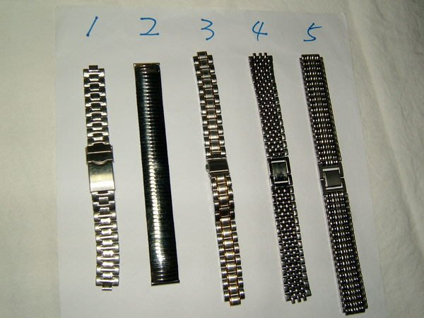 全心全益低價特賣*伊陸發鐘錶百貨* 男錶帶 *多種錶帶可供選擇**每條199