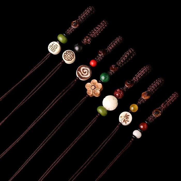 小思涵的雜貨店 #熱賣#人氣款#手工編織鑰匙鏈繩子平結帶扣線包包掛件半成品DIY飾品配件掛鏈圈