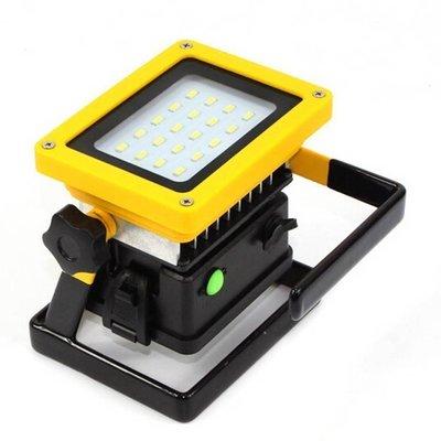 【優上精品】戶外30W大功率便攜應急帳篷燈 LED強光充電多功能手提野營燈(Z-P3152)