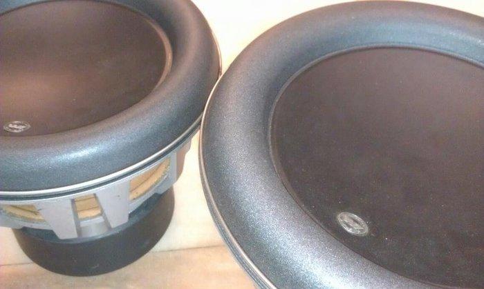 美國JL AUDIO W7系列喇叭原廠懸邊 維修(10W7/12W7/13W7)