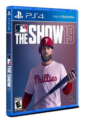 MLB The Show 19 MVP 美國職棒大聯盟19 MVP版 (亞洲英文版) (預購)(免運)暫停預購