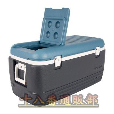 十八番通販部》IGLOO 美國製  95公升 100QT 輕便冰桶/行動冰箱/零件/冰筒 #107723
