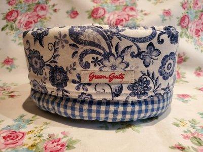 GreenGate Bread Basket Ginger Blue (麵包籃)
