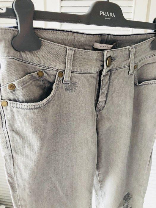英國🇬🇧帶回 淺藍復古風牛仔褲