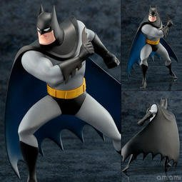 【紫色風鈴3.3】ARTFX DC 動畫蝙蝠俠Batman 52版Animated 可換臉盒裝 港版