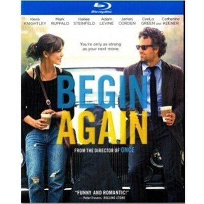 【藍光電影】歌曲改變人生/一切從音樂再開始 Begin Again(2013) 50-055