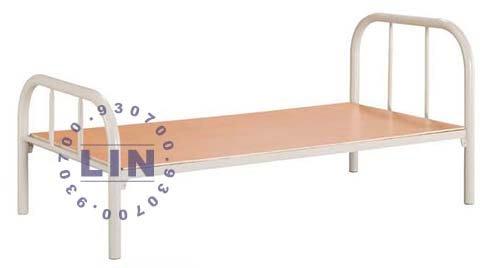 【品特優家具倉儲】P834-21床架 大圓管單人床