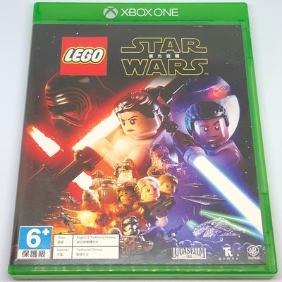 Xbox One LEGO Star Wars 原力覺醒