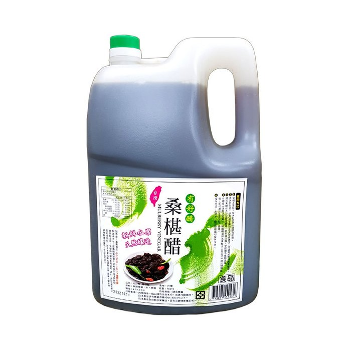【有好醋】桑椹醋(5公升)