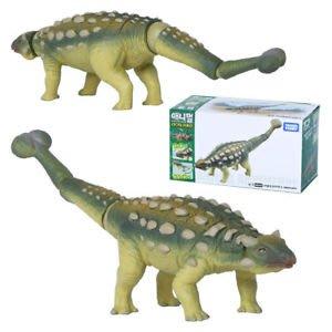 TAKARA TOMY 多美動物園 動物模型 AL-14 甲龍  AN89565