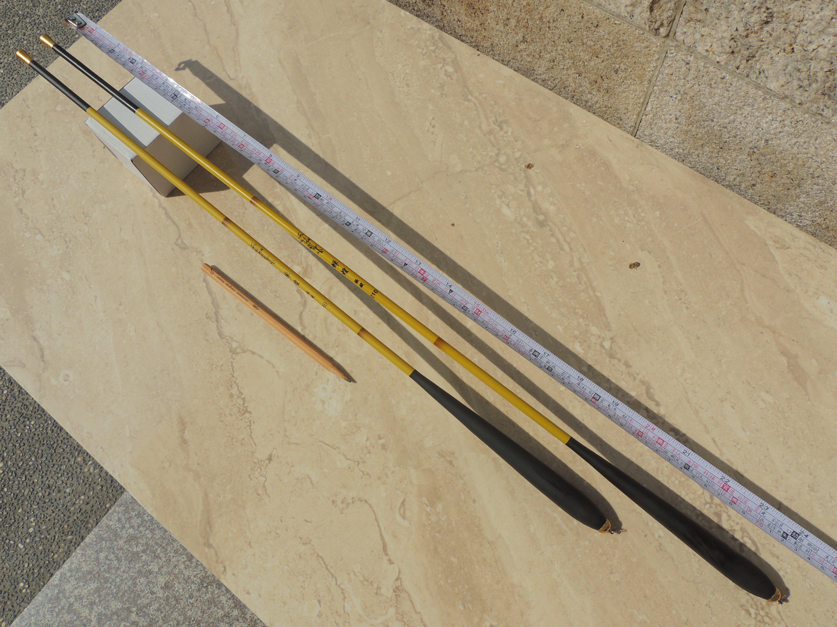 精品級手製竿.八公竿.碳纖.CARBON 超輕細蝦竿. 蟬系列蝦竿 6尺