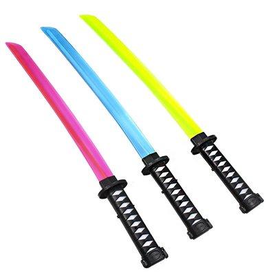 佳佳玩具 --- 鬼滅之刃 同款 動漫款 武士刀 日輪刀 閃光劍 發光劍 帶聲光【YF17833】
