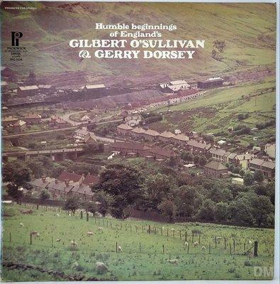 黑膠唱片 Humble Beginnings Of England's Gilbert O'Sullivan