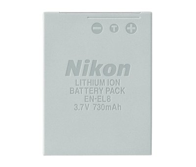 【eWhat億華】NIKON EN-EL8  原廠電池 裸電 裸裝 Nikon Coolpix P1 / P2 P系列 平輸 【3】