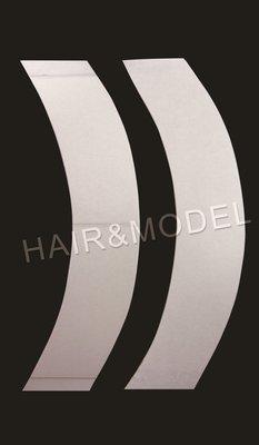◎現貨◎ Truetape / 3M 1522 微彎款 醫療級假髮膠帶 / 假髮膠片 / 假髮雙面膠 /防水+抗汗+低敏+好清理 【中~低黏度】