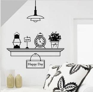 小妮子的家@置物架壁貼/牆貼/玻璃貼/汽車貼/磁磚貼/家具貼/糖