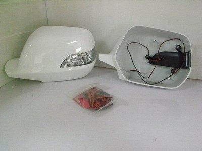 ~~ADT.車燈.車材~~本田HONDA 3代 CRV 07年 LED後視鏡方向燈蓋一組2300 有分顏色