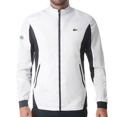 (現貨 -  Novak Djokovic - 喬科維奇)Lacoste 鱷魚 透氣運動外套