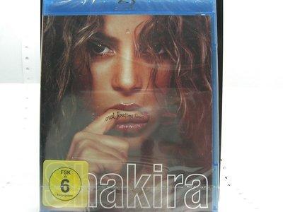 【正版BD】夏奇拉 Shakira:Oral Fixation Tour(Blu-ray+Bonus CD) 英版