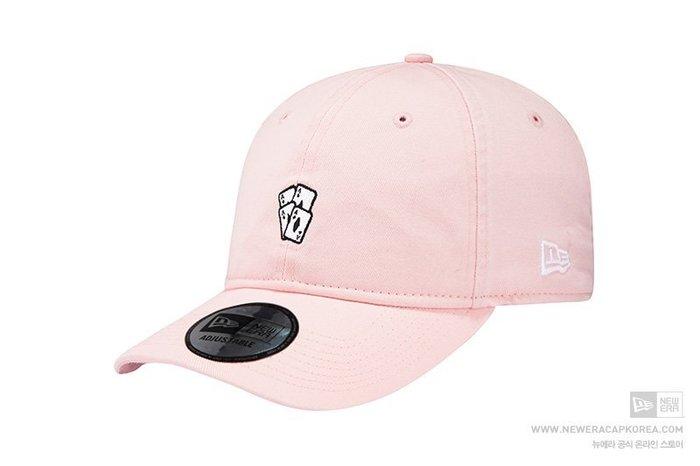 【Easy GO 韓國潮牌代購】NEW ERA -CASINO ACE  棒球帽/鴨舌帽