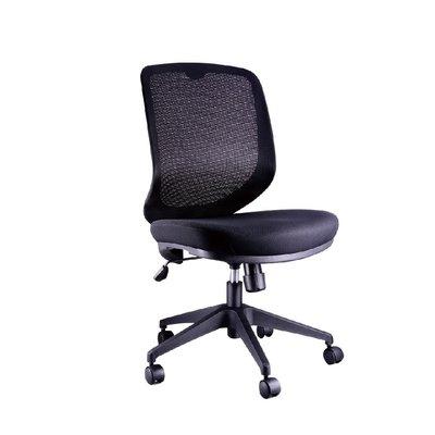 螞蟻雄兵 CAT-53 網布辦公椅(黑色款) 電腦椅 職員椅 會議椅 電競椅 透氣耐坐 人體工學 辦公桌椅 無扶手 椅子