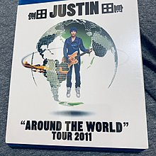 側田  Justin Around The World Tour 2011 Karaoke Blu-ray 全新未開封 大雄 C All Stars 命硬