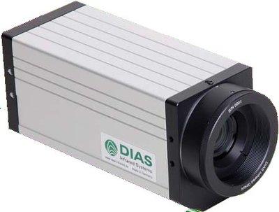 德國DIAS在線式紅外線熱像儀 PV320LC (紅外線監控測量人體體溫)