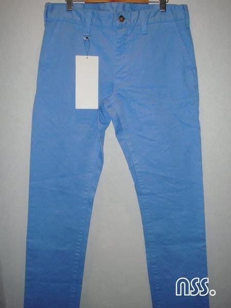 特價【NSS】SOPHNET SOPH COTTON TWILL SHORT PANTS 天空藍 水藍 工作褲 休閒褲 S M 窄版