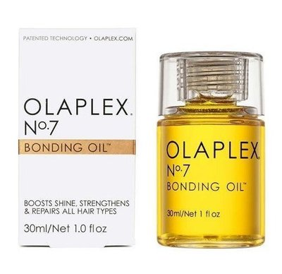 Mop小舖-OLAPLEX 歐啦 7號 結構還原油 30ml 免沖護髮油