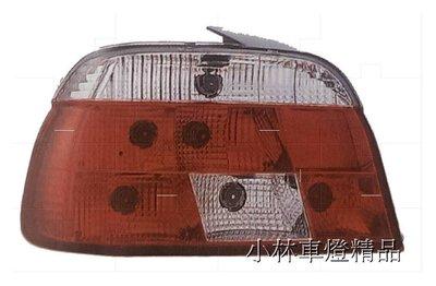 ※小林車燈※全新部品 bmw e39 紅白晶鑽 尾燈 後燈 外銷品特價中
