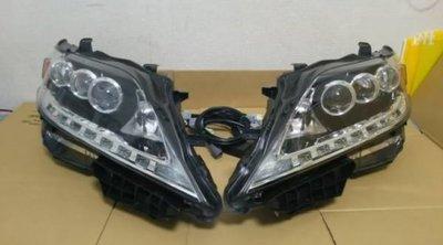【冠亦汽車】2013~2015 LEXUS RX450h 原廠LED大燈(9成新)
