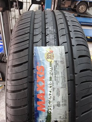 三重近國道 ~佳林輪胎~ 瑪吉斯 HP5 225/45/18 四條合購/條 四條含3D定位 另售 SP9 ZE914