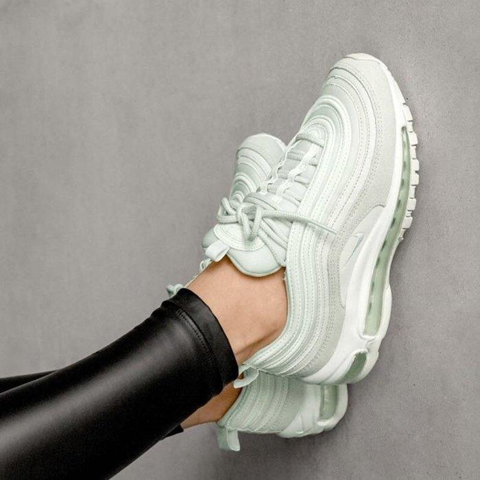 【Cheers】 Nike Air Max 97 917646-301 草綠色 淺綠 歐美限定款 球鞋 女鞋