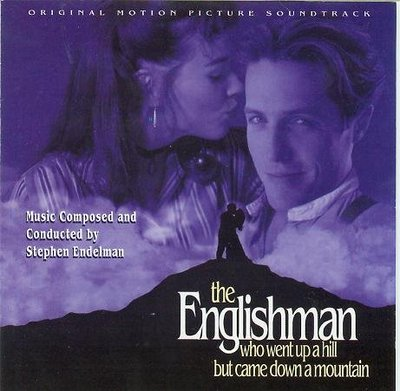 """山丘上的情人(Englishman Who Went Up a Hill...)""- S. Endelman,美版"