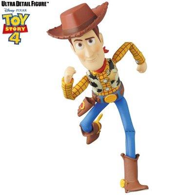 [Paradise] UDF Pixar  Toy Story 4 - Woody - UDF 皮克斯系列  - 胡迪
