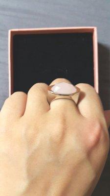 粉晶 戒指(全新品)
