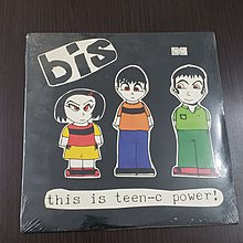 Bis This is teeth-V Power 細碟 Brand new lp 全新未拆 黑膠唱片SL005