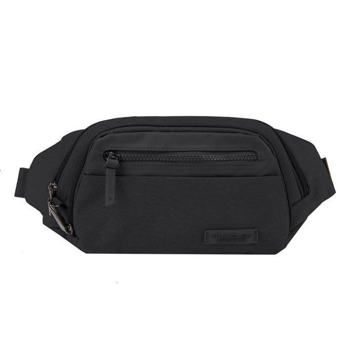 歐都納 TRAVELONTL METRO 休閒旅遊 腰包 TL-43418 黑